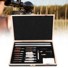 28 in 1 Universal Gun Rifle Pistol Cleaning Repair Maintenance Kit With Case Box