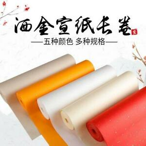Chinese Calligraphy / Painting  Raw Rice Paper Japanese Sumi-E Xuan Roll