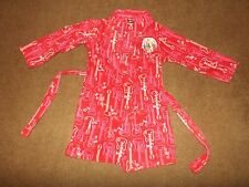 Hannah Montana girls bathrobe size 7/8