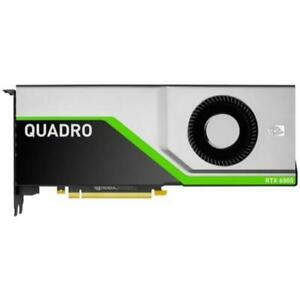 NVIDIA Quadro RTX 6000 24 GB GDDR6 - NUOVO - SIGILLATO - FATTURABILE