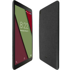 Skinomi Brushed Steel Skin & Screen Protector for HP 10 G2 Tablet 2301