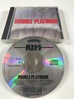 Kiss : Double Platinum - CD Compilation (1987) Casablanca Records