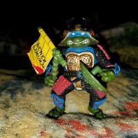 Vintage Leonardo TMNT 1990 Leo the Sewer Samurai Action Figure