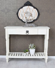 Vintage Sideboard Kitchen Cupboard Console Table White Shabby