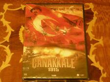 CANAKKALE 1915 TURK FILM DVD OSMANLI IMPARATORLUGU TURKIYE CUMHURIYETI ATATURK