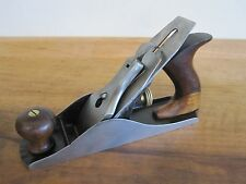 Antique Vintage Stanley No 4 Type 5 (1885-1888) First Lateral Woodworking Plane