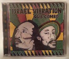 "Israel Vibration ""Dub Combo"" CD Ras Records (2001) Roots Reggae New/Sealed Rare"