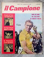 RIVISTA IL CAMPIONE NUMERO 28 1958 MONZA ALESSANDRIA COMO INTER VINTAGE CALCIO
