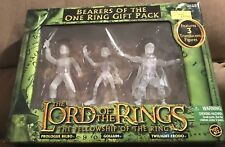 Lord of the Rings Bearers of The One Ring Gift Pack Bilbo Twilight Frodo Gollum