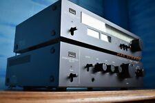 Sansui AU-217 Stereo Integrated Amplifier - Sansui TU-317 Tuner
