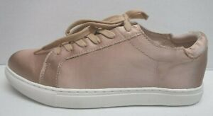 Kenneth Cole Unlisted Size 8 Rose Satin Sneakers New Womens Shoes