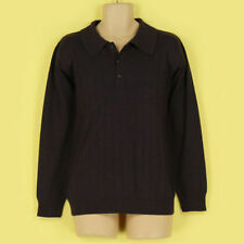 Unbranded Collared Thin Knit Jumpers & Cardigans for Men