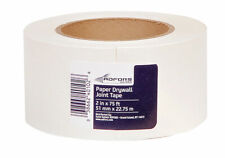 ADFORS  FibaTape  75 ft. L x 2 in. W Paper  White  Drywall Tape