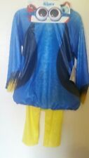 Disney Princess DORY Costume Girl/Boy Size 5/6 Halloween Costume Dress Up