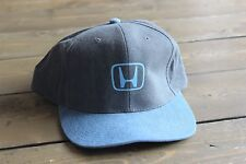HONDA Adjustable Hat Gray Baby Blue