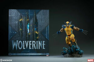Sideshow Collectibles Marvel Wolverine Premium Format Statue BRAND NEW!!