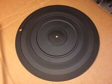 """Rubber Mat 11 7/16"""" for vintage turntable marked TF-1310-4"""