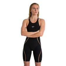 NEW — Womens 26 — Speedo Fastskin LZR Pure Intent — ClosedBack Kneeskin TechSuit