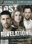 LOST OFFICIAL MAGAZINE - CAST COVER & MR EKO LIMITED VARIANT COVER #9A & 9B