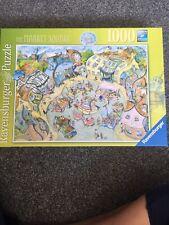 Ravensburger 1000 Piece Jigsaw Puzzle The Market Square