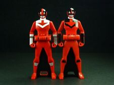 Japan BANDAI TIMERANGER Ranger Key TIME-RED & TIME-FIRE SET