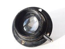 "8"" F5.6 Anastigmat Large Format Lens Taylor Hobson Cooke Stock No u7040"