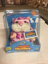 Webkinz Mazin' Hamsters Pixie Soft Plush Animal With Online Code From Ganz