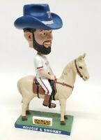 SGA Texas Rangers Rougned Odor Rougie Smokey Horse Bobblehead Baseball