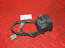 Lenkerschalter rechts Gasgriff throttle handlebar switch Yamaha SR 500 400  #7