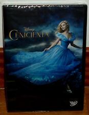 CENICIENTA CINDERELLA DVD NUEVO PRECINTADO DISNEY DRAMA FAMILIAR (SIN ABRIR) R2