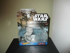 Star Wars Hot Wheels At-St New! Never opened!