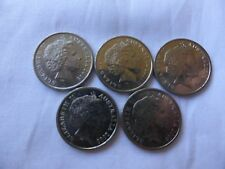 Any 3 5c 2005, 2006, 2007, 2008, 2009 Australian 5 cent for $5