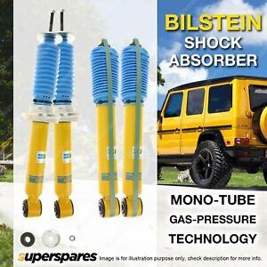 F + R Bilstein B6 Shock Absorbers for MITSUBISHI PAJERO NM NP NS NT NW NX