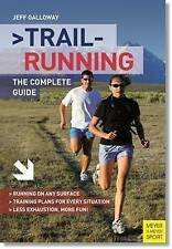 BRAND NEW BOOK- TRIAL RUNNING BY JEFF GALLOWAY PAPERBACK