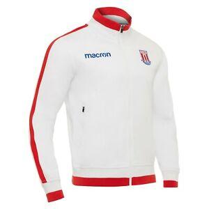 1672/38 MACRON STOKE CITY FOOTBALL CLUB SCFC GIACCHETTO WALK OUT ANTHEM 58081655