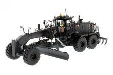 DIECAST MASTERS CATERPILLAR 18M3 MOTOR GRADER SPECIAL ED. BLACK ONYX 1:50 85522