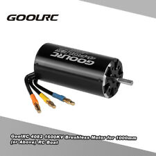 Original GoolRC 4082 1600KV 4 Poles Brushless Sensorless Motor for RC Boat J8E9