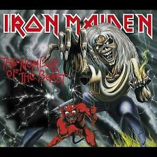 The Number of the Beast by Iron Maiden (CD, Jan-2006, Sony Music Distribution (USA))