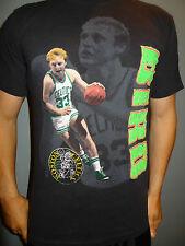Boston Celtics Larry Bird Vintage 1990's NBA Tee Size Men Small Salem Sportswear