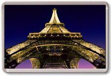 AIMANT DE RÉFRIGÉRATEUR TOUR EIFFEL Large Géant Ci-dessous Vue France Paris