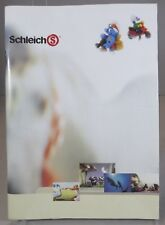Schleich Collector's Booklet Catalogue Animals, Smurfs, Peanuts 1999