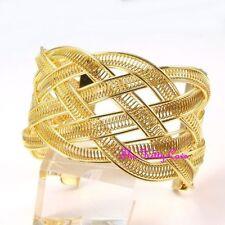 Braided Cuff Fashion Bracelets