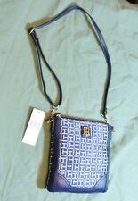 Tommy Hilfiger Crossbody Purse Zip Close Shoulder Bag Xbody Casual NWT OS/TU Gld