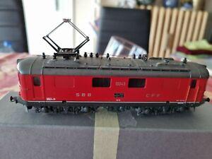 H0 1:87 Ho echelle Trains Locomotive Lima 10043 SBB Cff