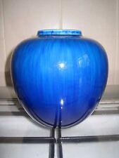 SEVRES Paul MILLET Blue Vase