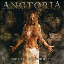 Angtoria - God has a Plan for us all CD NEU OVP