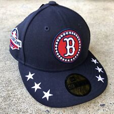 06c210ee9e8c62 Boston Red Sox New Era 2018 MLB All-Star Game (D.C) Fitted Hat