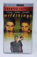 Wildthings PSP UMD Movie Video