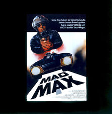 Mad Max ORIGINAL Kino-Dia / Film-Dia / Diacolor / George Miller / Mel Gibson
