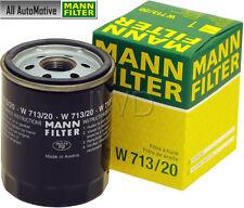 Oil Filter fits Porsche 911 993 94-98 MANN W713/20 99310720303